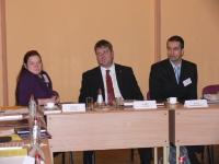 Referenti: LDDK - M.Skļara, LTRK - A.Vanags, Latvijas banka - O.Krasnopjorovs