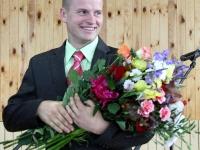 Konkursa uzvarētājs Rugāju skolas fizikas skolotājs Jānis Ikstens