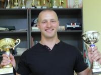 Daudzeses sporta skolotājs Kaspars Židovs
