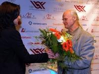 Jānis Lūsis saņem Gada balvu par mūža ieguldījumu sportā