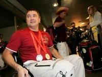 Apinis ar jaunu rekordu kļūst par trīskārtējo paralimpisko spēļu uzvarētāju