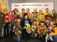 Mūsu olimpieši - Soči